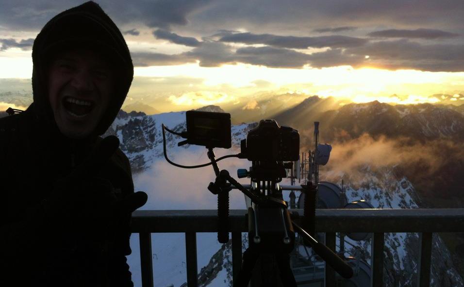 Eisbrecher DVD Produktion Michel Briegel