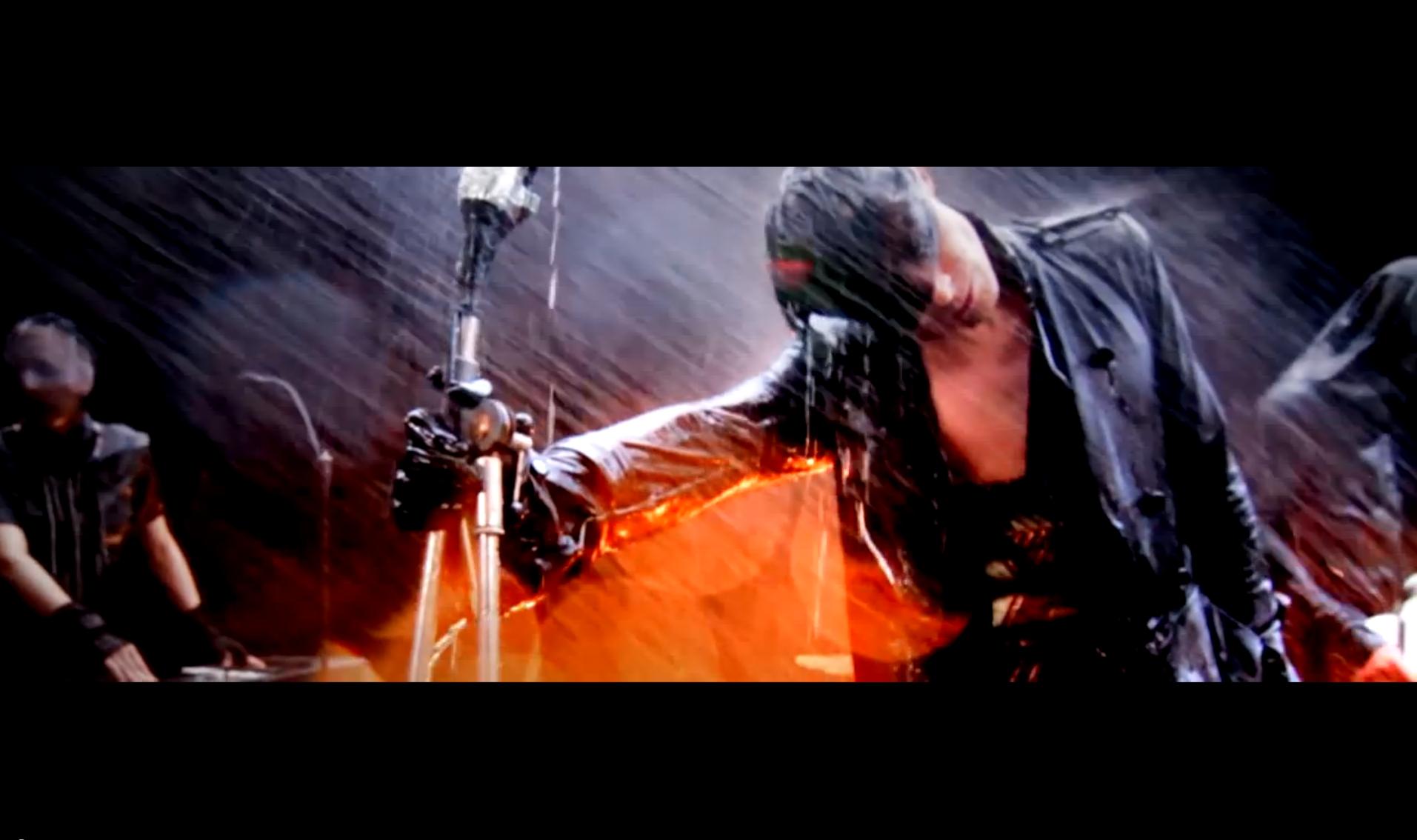 IAMX Musikvideo Produktion Michel Briegel