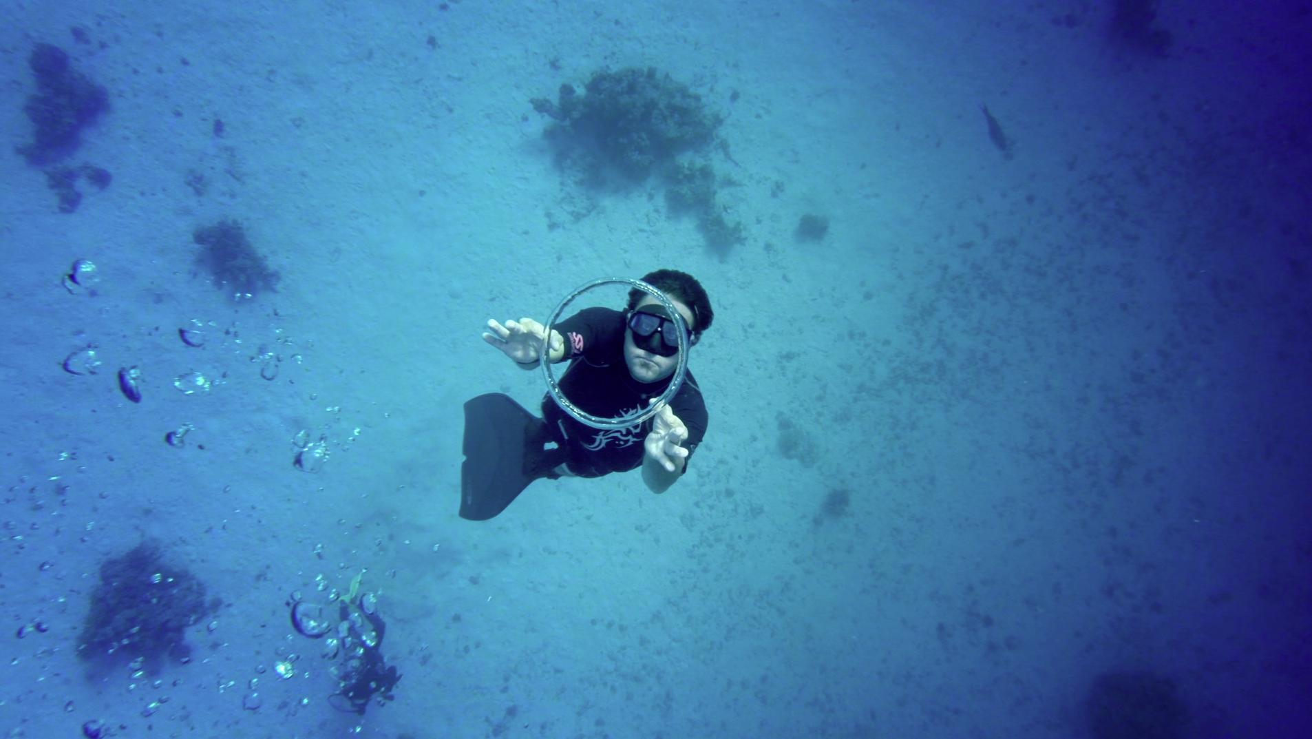 Imagefilm Unterwasserproduktion Blue Silence