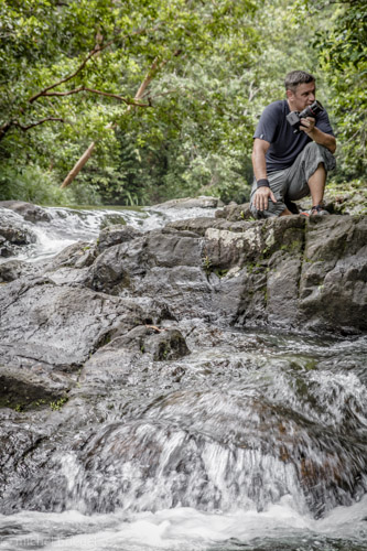 Camp David Indonesien Expidition Dreharbeiten Michel Briegel